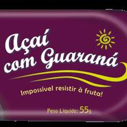 Rochinha açai com guaraná