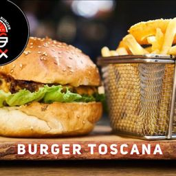 Combo Toscana Box Burguer