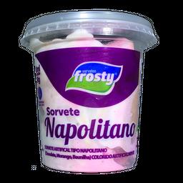 Sorvete Napolitano - 400ml