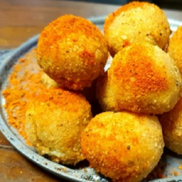 Bolinha de Batata Frita