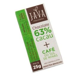 Chocolate Java com Café Tablete