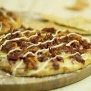 Pizza de Carne Seca - Grande