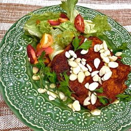 Chicken Tandoori , Escolha Acompanhamentos