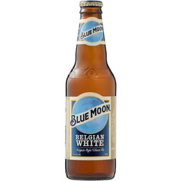 Witbier Blue Moon Belgian White 355ml