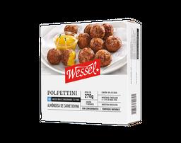 Polpettini Wessel 270g (9 unidades)