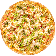 Pizza Vegetariana - Grande