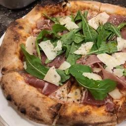 Pizza Parma - Média
