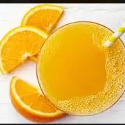 Suco de laranja com gengibre