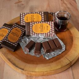 Chocolate de Brigadeiro e Vinho do Porto