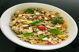 Salada de Macarrão (Massa Integral)