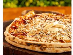 Pizza Delícia ao Doce de Leite - Grande