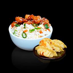 Combo wok 3