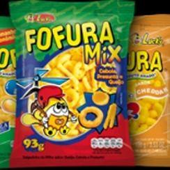 Salgadinho Fofura Cebola - 90g
