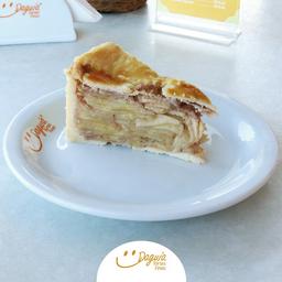 Torta de Maçã - Fatia
