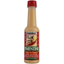 Molho de Tahine com Pimenta - 150ml
