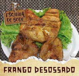 1/2- Frango Desossado completo