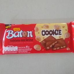 CHOC. BATON TABLETE/ COOKIE 90G