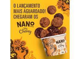 Nano Cookie Sabor Triple Chocolate com 24 Unidades