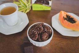 Biscoito Integral de Chocolate