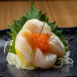Sashimi de vieira especial