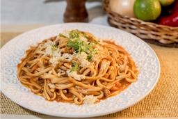 Prato do Dia - Espaguete Tradição