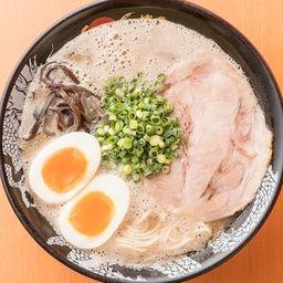 Tonkotsu Ramen Ajitama / 豚骨味玉