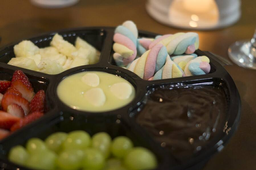 Fondue Chocolate e Marshmallow - 800g