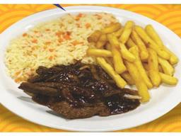 Carne Acelobada
