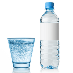 Agua Mineral com Gás 500ml