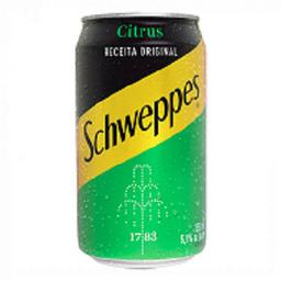 Schweppes Citrus Lata - 350ml