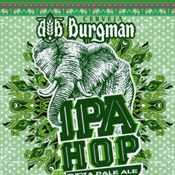 Growler Pet 1L Burgman Ipa