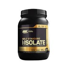 100% isolate gold standard - optimum nutrition