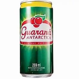 Guaraná Antarctica Lata 269ml