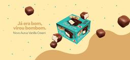 Bombonzinho Vanilla Cream 120g