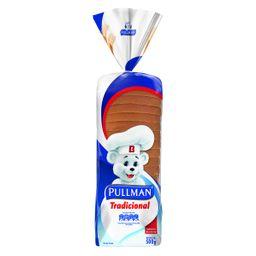 Pão de Forma Pullman Tradicional - 500g