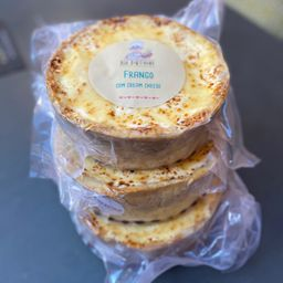 Torta P Frango com Cream Cheese- Congelada