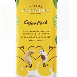 Bebida de Castanha de Caju e Pará 1l