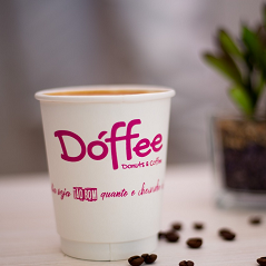 Dóffee banana (240ml)