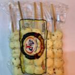 Pacote - Mussarela com Orégano com 5 Espetos (350g)
