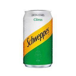 Schweppes Citrus (Leve Em Açúcares) 350ml