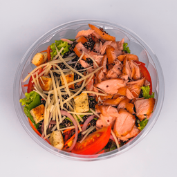 Salmão Salad