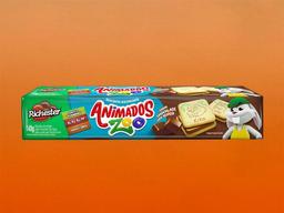 Biscoito Animados Zoo 130g