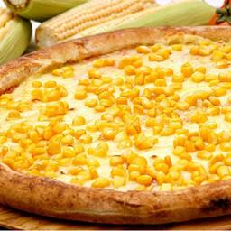 Pizza Grande de Milho - Sexta