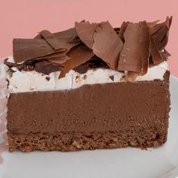 Brownie de chocolate - fatia | dalena