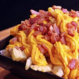 Combo Batata Cheddar e Bacon + Coca -Cola Original