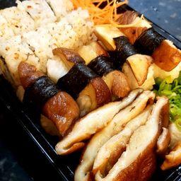 Combinado Vegetariano Hot - 18 Peças