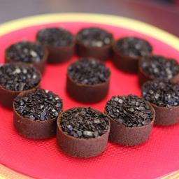 Torta Meio Amargo Individual - 50 g