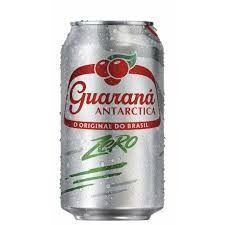 Guaraná antarctica zero.