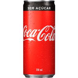 Coca-Cola sem Açúcar - Lata 310ml