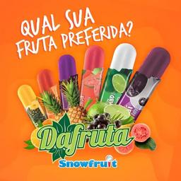 5 Picolés de Fruta
